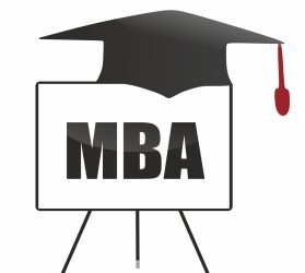 An MBA is for life not just for Christmas.