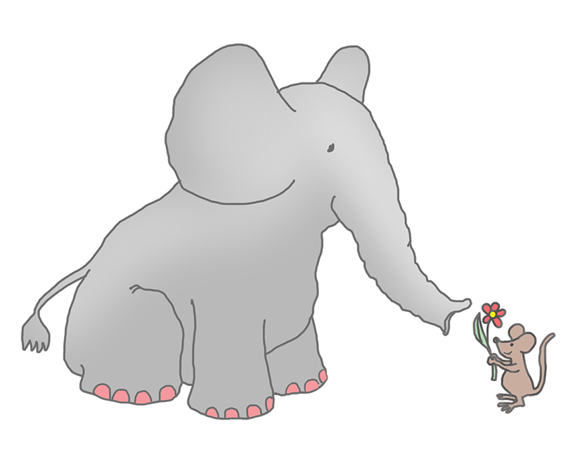 elephant-and-mouse