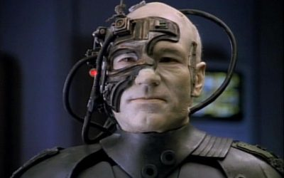 ARE YOU READY TO BECOME CYBORG???