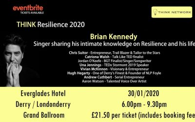 HOW DOES RESILIENCE CHANGE OVER THE NEXT 20-50 YEARS?