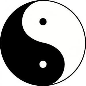 Yin and Yang, Yin is stronger with Yang and Yang stronger with Yin