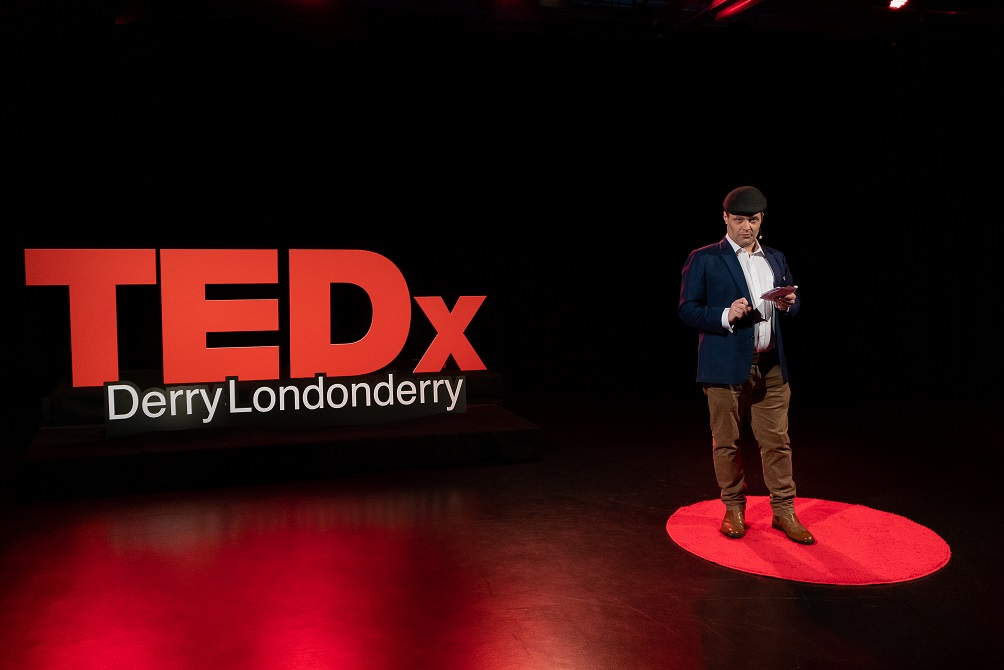 MY TEDx TALK IS LIVE: Why Do Only Some Innovation Leads to Change  #ThinkDeeper #GoFurther #DoBetter #Together